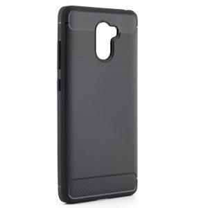 Силиконовый Чехол бампер iPaky Slim Series для Xiaomi Redmi 4 (Black)