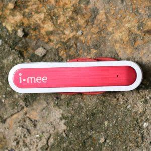 Дата кабель i-mee / melkco 3 в 1 (microUSB/30pin/lightning) Белый / Красный