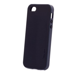 Чехол iPaky TPU+PC для Apple iPhone 5/5S/SE Черный / Серый