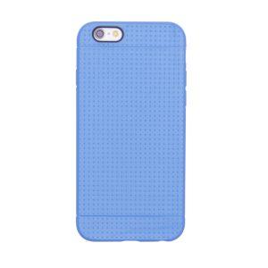 TPU чехол KMC  для Iphone 6 / 6s Blue