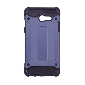Бронированный противоударный TPU+PC чехол Immortal для Samsung J730 Galaxy J7 (2017) Серый / Metal slate