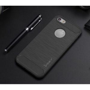 TPU чехол iPaky Slim Series для Apple iPhone 5/5S/SE (Черный)