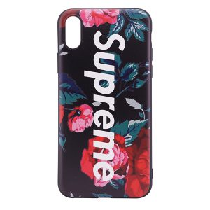 "TPU чехол OMEVE Pictures для Apple iPhone X (5.8"") Supreme"
