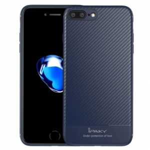 TPU чехол iPaky Musy Series для Apple iPhone 7 plus / 8 plus (blue)