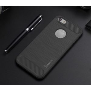 "TPU чехол iPaky Slim Series для Apple iPhone 6/6s (4.7"") Черный"