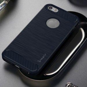 "TPU чехол iPaky Slim Series для Apple iPhone 6/6s (4.7"") Синий"