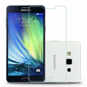 Защитное стекло Ultra Tempered Glass 0.33mm (H+) для Samsung A700H / A700F Galaxy A7 (2015)