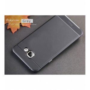 Чехол iPaky TPU+PC для Samsung A710F Galaxy A7 (2016) Черный / Черный