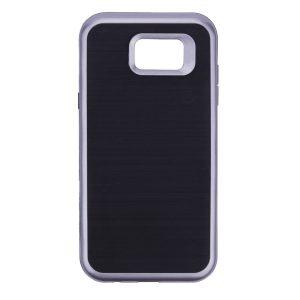 TPU+PC чехол MOTOMO (Logo) для Samsung A720 Galaxy A7 (2017) Серый