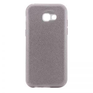 TPU чехол Shine для Samsung A720 Galaxy A7 (2017) Серебряный
