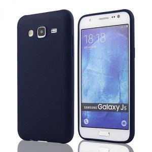 Силиконовый чехол – бампер для Samsung J510F Galaxy J5 (2016) Синий