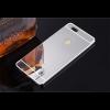 Металлический бампер с акриловой вставкой с зеркальным покрытием для Xiaomi Mi 5X / Mi A1 (Silver)