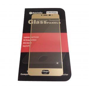 Защитное стекло Mocolo Full Cover 2.5d Gold для Meizu M3 Note
