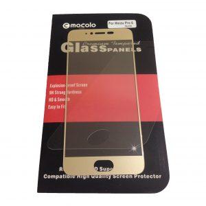 Защитное стекло Mocolo Full Cover 2.5d Gold для Meizu Pro 6