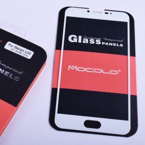 Защитное стекло Mocolo Full Cover 2.5d White для Meizu U20