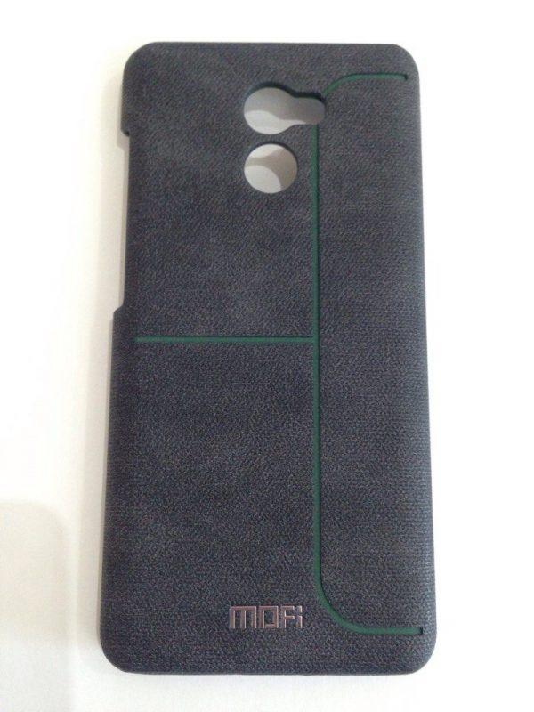 Пластиковая накладка бренда Mofi для Xiaomi Redmi 4 Black