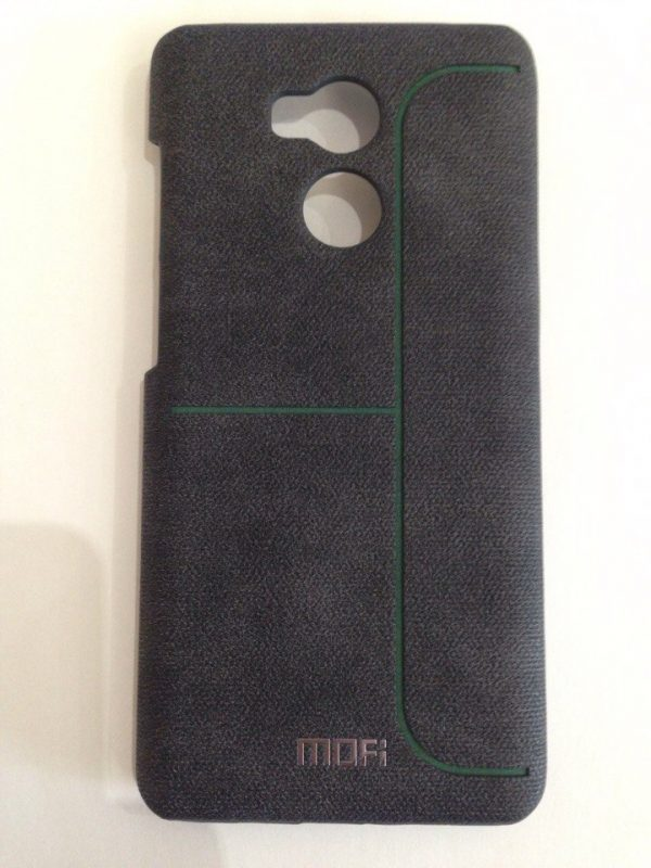 Пластиковая накладка бренда Mofi для Xiaomi Redmi 4 pro / 4 prime Black