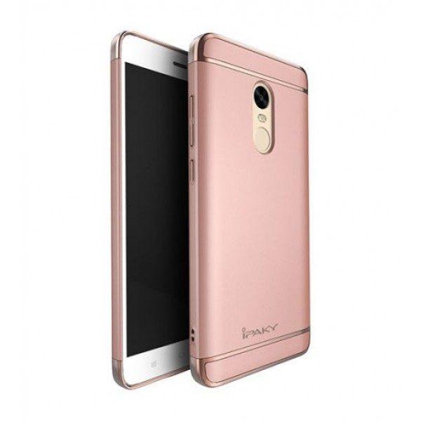 Чехол iPaky Joint Series для Xiaomi Redmi Note 4 (Pink)