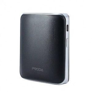 Внешний аккумулятор Power Bank  Remax Mink 5000 mAh (Black)