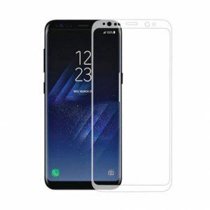 Защитное 3D стекло на весь экран для Samsung G950 Galaxy S8