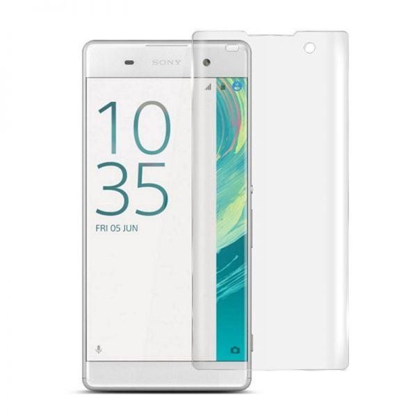Защитное 3d стекло (на весь экран) для Sony Xperia XA / XA Dual