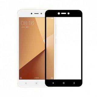 Защитное цветное стекло 2.5D Full Glue (Полный клей) Xiaomi Redmi 5a