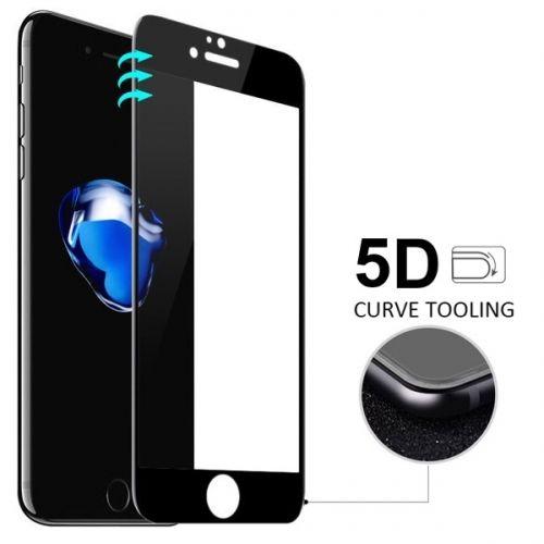 Защитное стекло 5D Full cover для Iphone 8