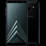 Защитное стекло 2.5D CP+ на весь экран (цветное) для Samsung A310F Galaxy A3 (2016) Black