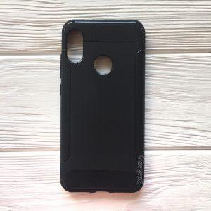 Черный силиконовый (TPU) чехол (накладка) Slim Series v2 для Xiaomi Mi A2 Lite / Redmi 6 Pro (Black)