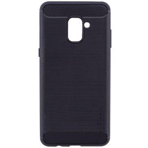 TPU чехол iPaky Slim Series для Samsung A730 Galaxy A8+ (2018) Black