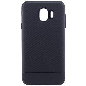 TPU чехол Carbon для Samsung J400F Galaxy J4 (2018) Black