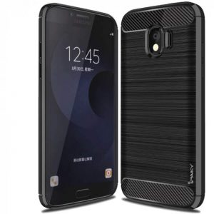 TPU чехол iPaky Slim Series для Samsung J400F Galaxy J4 (2018) Black