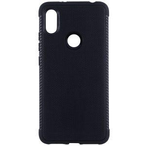 TPU чехол Weave для Xiaomi Redmi S2 (Черный)