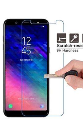 Защитное стекло 2.5D  для Samsung J810 Galaxy J8 2018