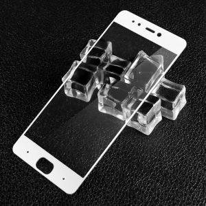 Защитное стекло 3D Full cover (на весь экран) для Xiaomi Mi 5s (White)