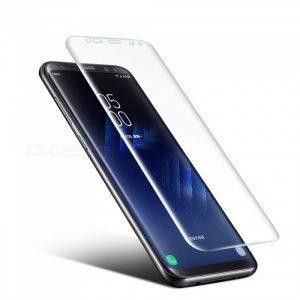 Защитная пленка 3D для Samsung G950F Galaxy S8 (Прозрачная)