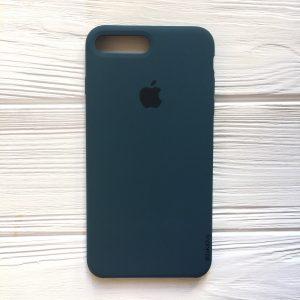 Оригинальный силиконовый чехол (Silicone case) для Iphone 7 Plus / 8 Plus (Corsair) №1