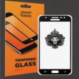 Защитное стекло 4D Full Glue (на весь экран) для Samsung A720 Galaxy A7 2017 (Black)