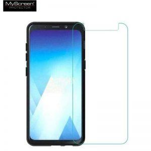 Защитное стекло 2.5D для Samsung A750 Galaxy A7 2018 (Clear)