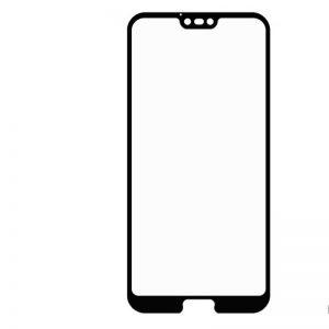 Защитное стекло 3D Full Glue (на весь экран) для Huawei Honor 10 (Black)