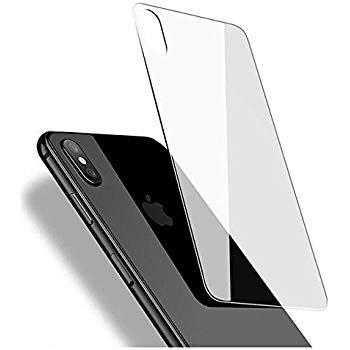 Защитное стекло 2.5D Back (на зад) для Iphone X / XS (Clear)