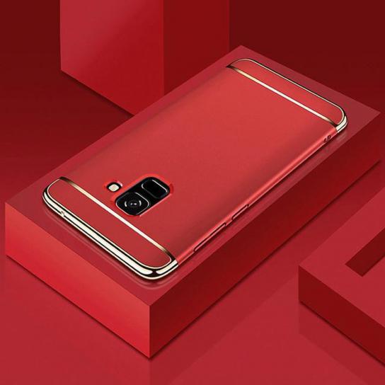 Чехол Joint Series для Samsung J600F Galaxy J6 (2018) Red