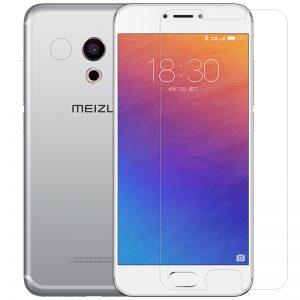 Защитное стекло 2.5D Mocolo для Meizu Pro 6 / 6s (Clear)