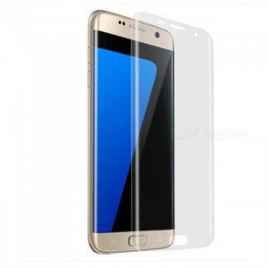 Защитная пленка 3D Full Cover (на весь экран) для Samsung G930 Galaxy S7 (Clear)