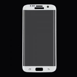 Защитное стекло 3D Full Cover (на весь экран) для Samsung G930 Galaxy S7 (White)