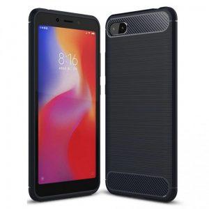 Синий силиконовый (TPU) чехол (накладка) Slim для Huawei Y5 2018 / Y5 Prime 2018 / Honor 7A (Navy Blue)