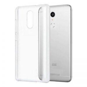 Прозрачный силиконовый (TPU) чехол (накладка) для Xiaomi Redmi Pro (Clear)