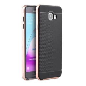 Чехол iPaky TPU+PC для Samsung Galaxy A7 2016 (A710) Черный / Rose Gold