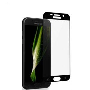 Защитное стекло 2.5D (3D) Mocolo Full Cover на весь экран для Samsung Galaxy A5 2017 (A520) – Black