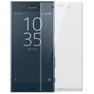 Защитное стекло 3D Full Cover для Sony Xperia X на весь экран – Clear